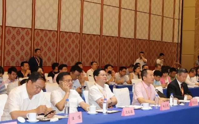 2017中国物流信息化大会现场图